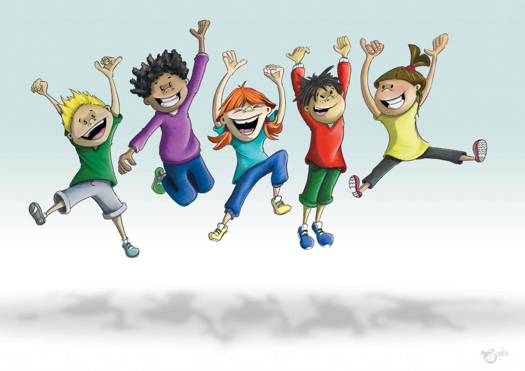 free clipart jump for joy - photo #21