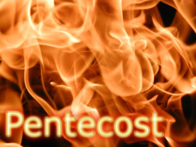 "Hearts on Fire"" – Pentecost worship song option 