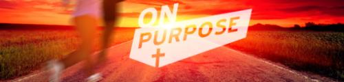 On Purpose logo